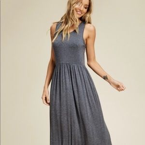 Nymph by Anthropologie Racerback Maxi Dress